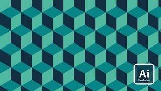 Adobe Illustrator | Geometric Patterns Tutorial
