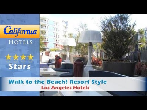 Walk To The Beach! Resort Style Apartment, Los Angeles Hotels - California