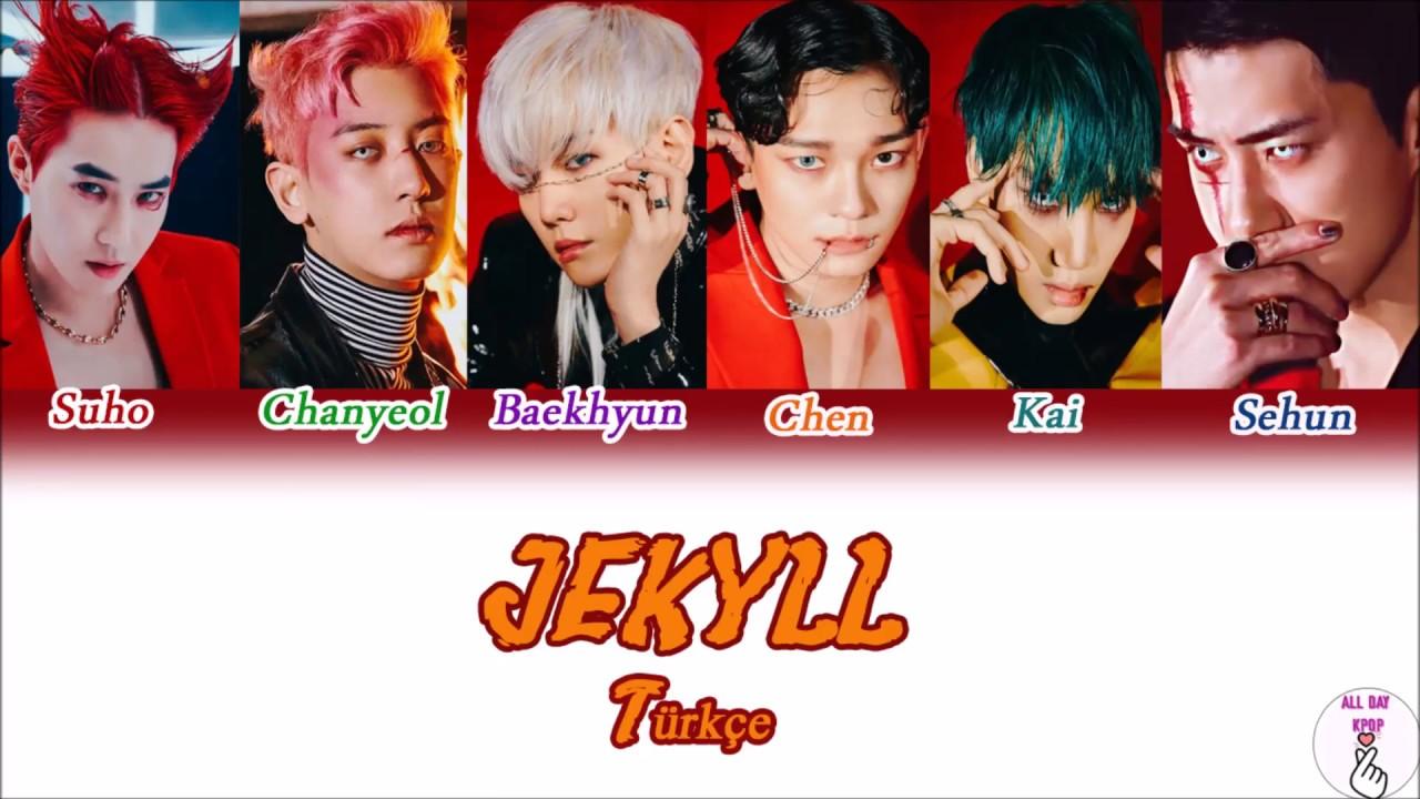 EXO - Jekyll (Türkçe)