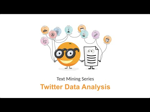 Text Mining: Twitter Data Analysis