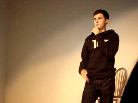 George Watsky talks about San Francisco and Politics and things