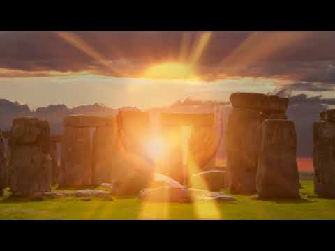 Ancient Land.Lee Michael Walton. Inspired by Stonehenge.Sacred, mystical places.Spirituality & music