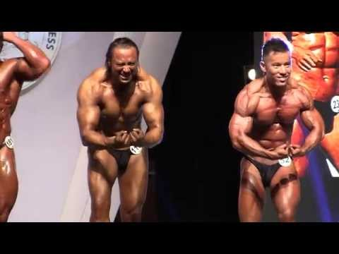 HKFBF 2014 (Masters) - Pose Down (Above 40 years)