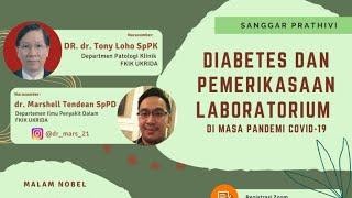 Press Briefing Secara Virtual Peringatan Hari Diabetes Sedunia Tahun 2020.
