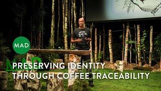 Preserving Identity Through Coffee Traceability   Arthur Karuletwa