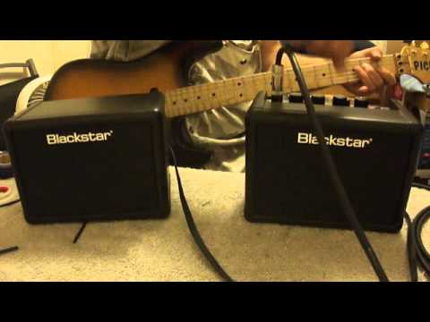 BLACKSTAR FLY 3 with Extension Cab by JP - YouTube