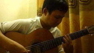 Nụ Hồng Mong Manh - Lê Hùng Phong - Guitar Solo