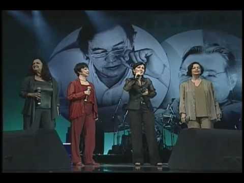 """Quarteto em Cy - """"Desafinado"""""""