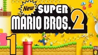 New Super Mario Bros. 2 : Let's Play New Super Mario Bros. 2 Part 1