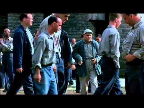 Shawshank Redemption Chapter  3 (Red's first Parole)