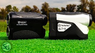 Tec Tec Tec Golf Rangefinder Review by Mr. Short Game! ULT-X & VPRO500
