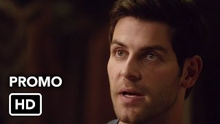 "Grimm 4x02 Promo ""Octopus Head"" (HD)"