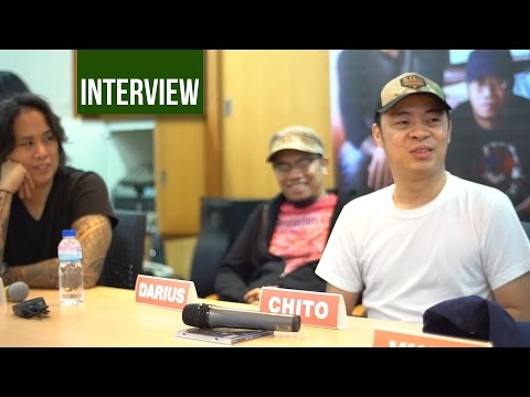 Parokya Ni Edgar talks about collaborating with Jose Mari Chan