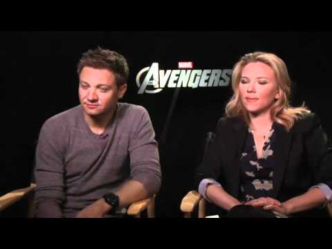 The Avengers - Interview With The Cast