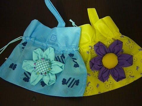 Diy flor tela para decorar alfileteros paso a paso flores - Manualidades en tela paso a paso ...