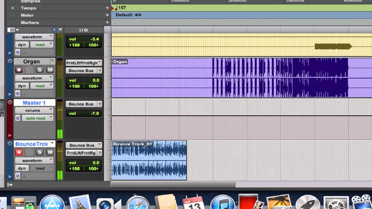 Download Bounce to Track in Pro Tools