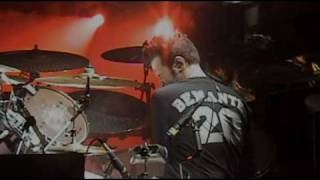 ANTHRAX - Inside Out  OFFICIAL LIVE