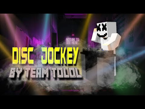 Disc Jockey Minecraft BE/PE Addon