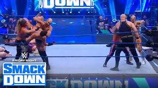 Daniel Bryan to face 10-Man Battle Royal in semifinals of I.C Tournament   FRIDAY NIGHT SMACKDOWN