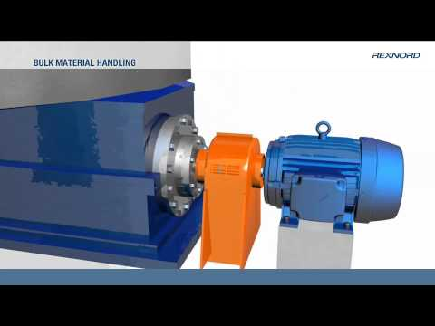 Rexnord Power Transmission Products and Solutions for Power Plants