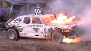 Antelope Valley Fair | Demolition Derby
