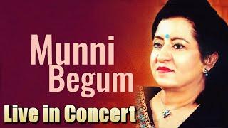Munni Begum in Live Concert - Virsa Heritage Revived