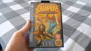 My Sega Mega Drive Collection - Part 3