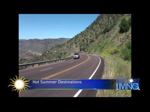 FCL Thursday July 6th: Hot Summer Destinations