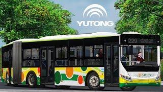 [OMSI 2] Chang Ban City Line 229 with Yutong Hybrid