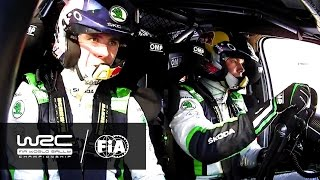 WRC 2 - Rallye Monte-Carlo 2017: WRC 2 HIGHLIGHTS Day 3