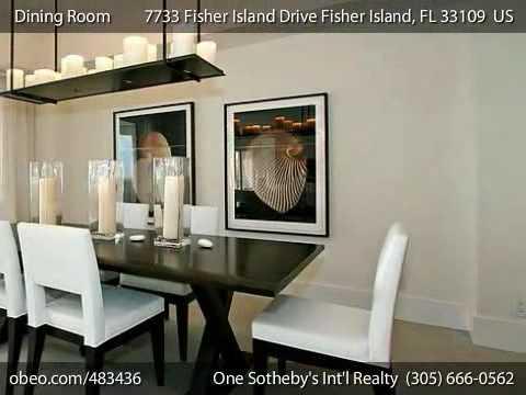 7733 Fisher Island Dr. - Fisher Island, FL 33109