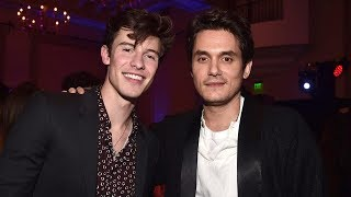 John Mayer Reveals How Shawn Mendes' Underwear Ended Up in His Hotel Room