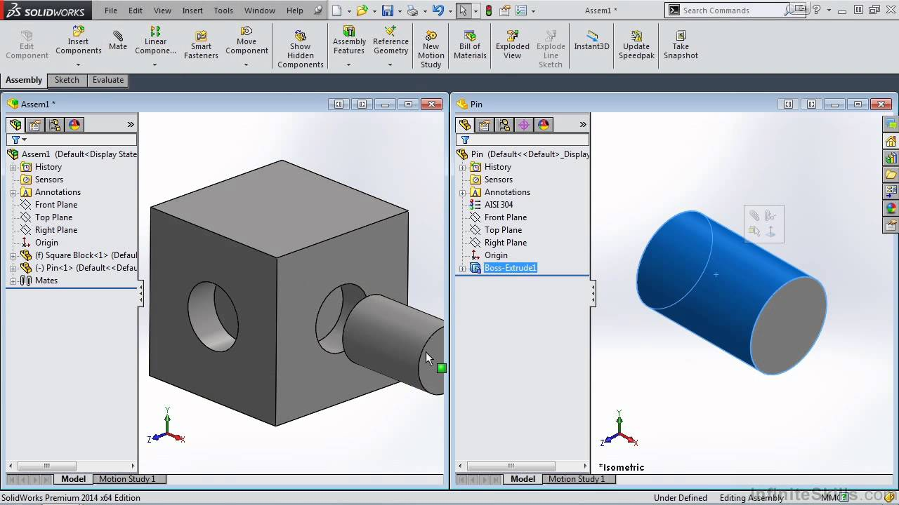 Tutorial: cam mate solidworks 2012 | grabcad questions.