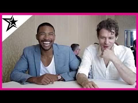 The Originals Cast | FUNNY MOMENTS | Comic Con #LOWI