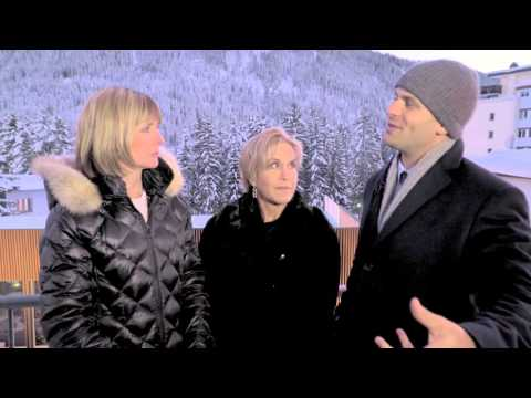 Davos 2016 Hub Culture Interview w Dr Judith Rodin and Sam Kass