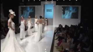 BRIDE Dubai 2014: Grupo Higar Novias - Fiesta y Novia 2015