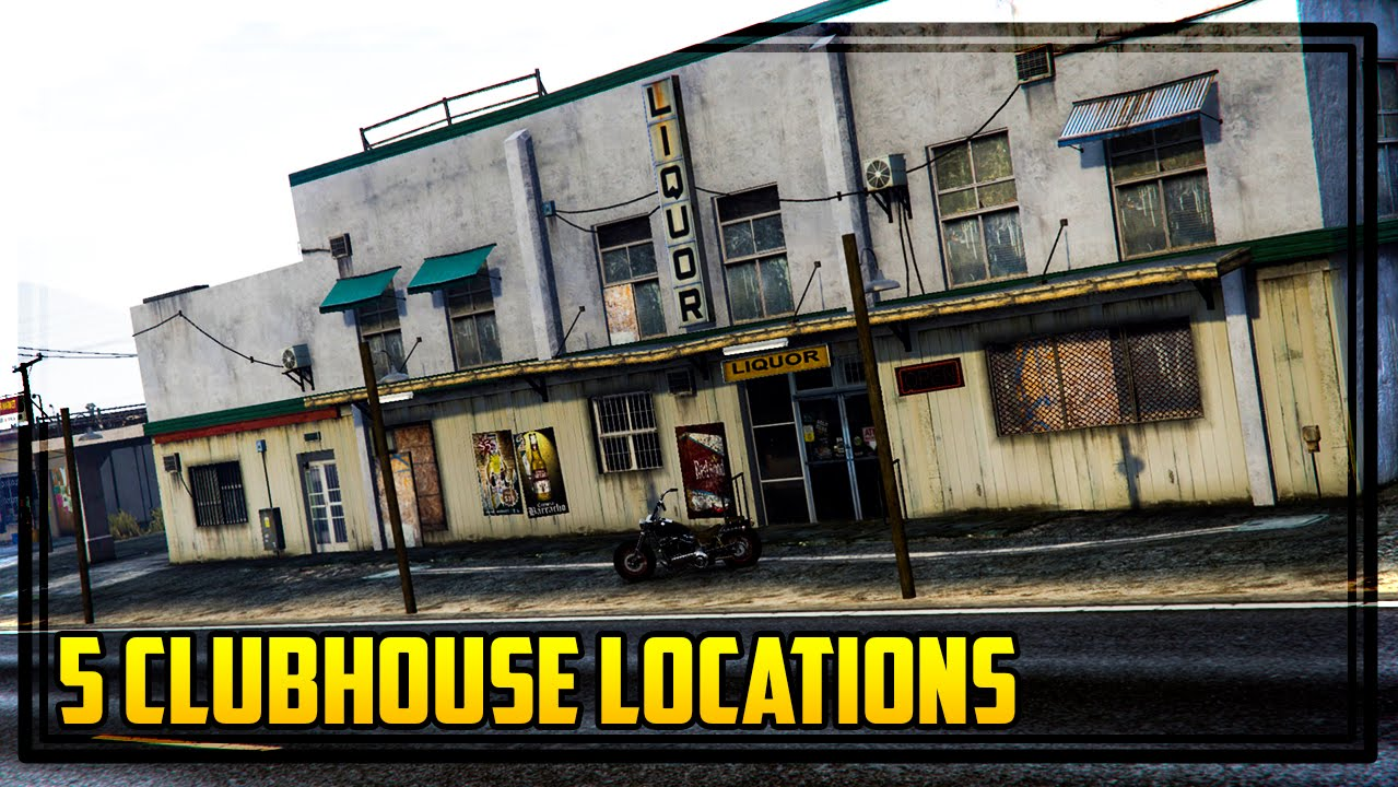 gta best clubhouse