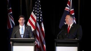 VOA连线(乔栈):美国有意与三个太平洋岛国延长国安协议