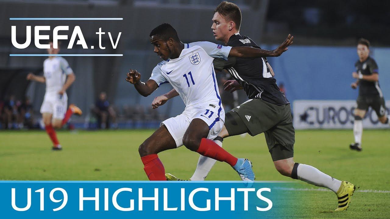 Deutschland England U19