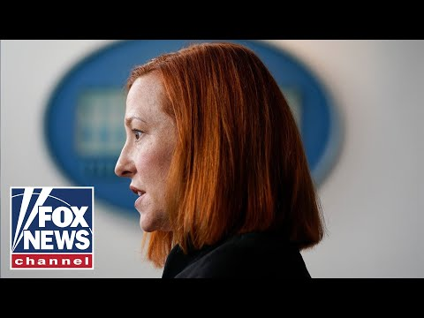 Jen Psaki holds White House press briefing | 7/12/21