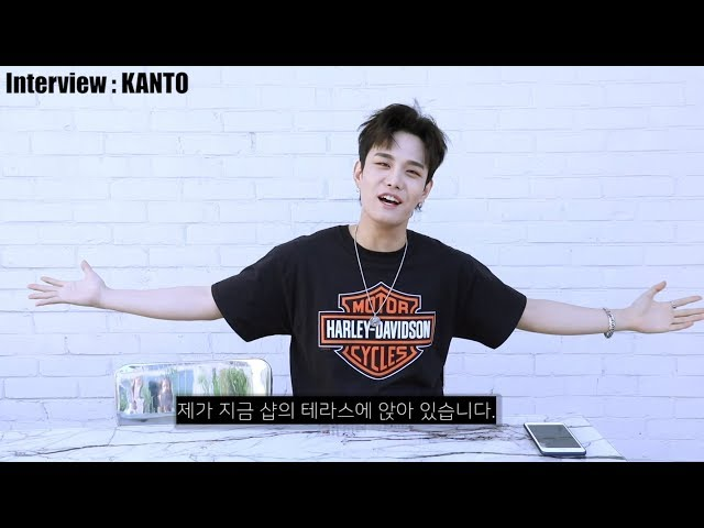 칸토(KANTO) MUSIC INTERVIEW 🎵