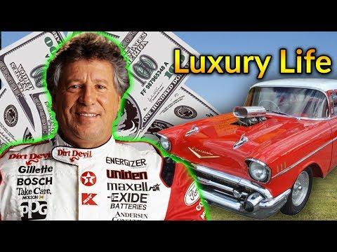 Mario Andretti Net Worth >> Mario Andretti Luxury Lifestyle Bio Family Net Worth