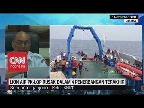 Lion Air PK-LQP Rusak Dalam 4 Penerbangan Terakhir Mp3