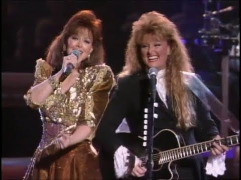 The Judds Why Not Me Live Youtube