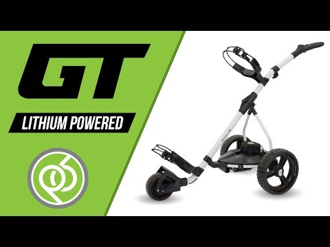 PowerBug GT Lithium Electric Golf Trolley