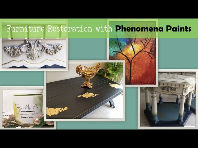 Cleaning & Prepping before painting with chalk paint | Furniture cleaning | Furniture repair  P1-Ep1