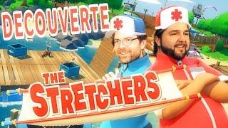 DECOUVERTE - Fred et Seb -  THE STRETCHERS (Switch)
