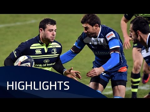 Castres Olympique v Leinster  (Pool 4) Highlights – 20.01.17