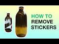 4 Ways to Remove Stickers