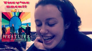 Westlife-HELLO MY LOVE (audio) reaction